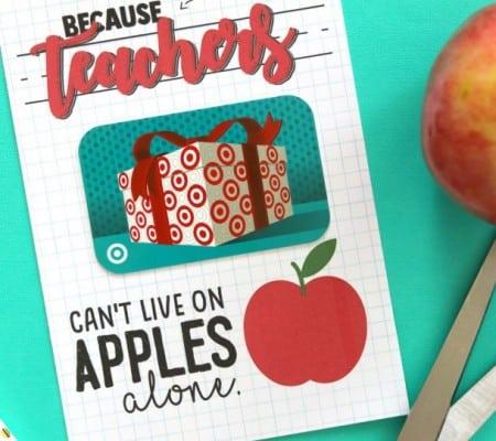 teacher appreciation gift idea with free printable 1