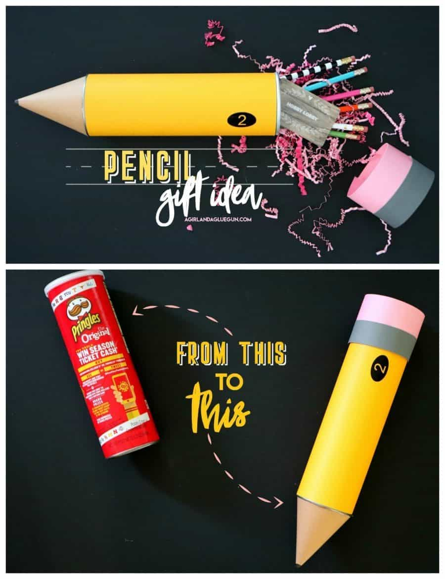 Pringles Can Upcycle A And