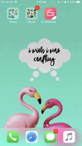 Flamingo wallpaper for your phone