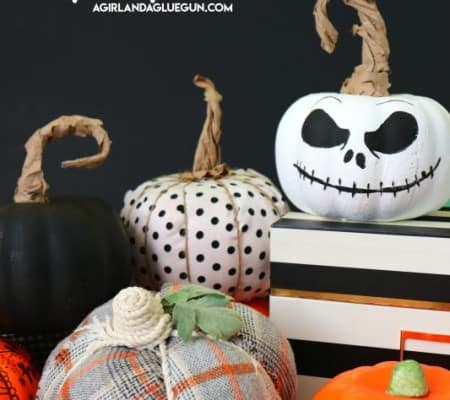 dollar store pumpkins diy ideas