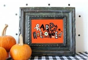 Halloween and Fall Printables