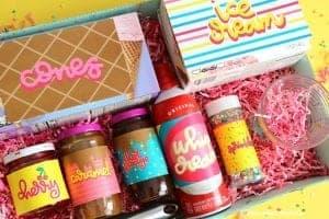 ice cream gift idea