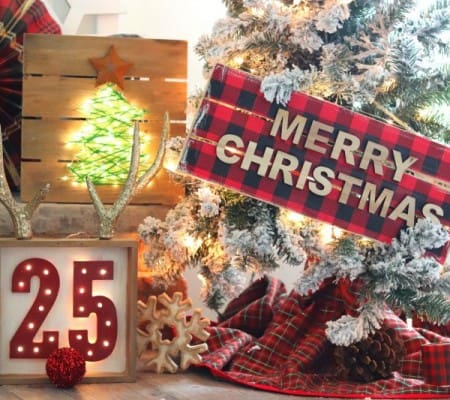 lighted sign diy with hobby lobby supplies