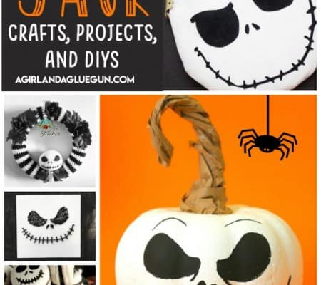 nightmare before christmas projects and crafts