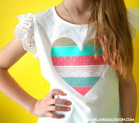 Valentines shirt idea