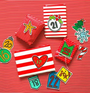 gift ideas for 25 days of Christmas
