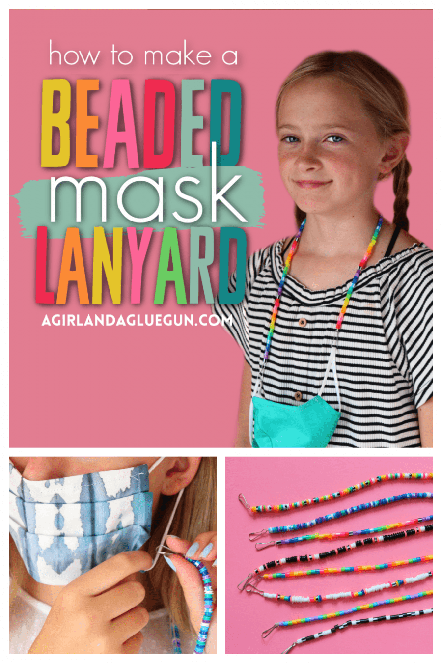 how-to-make-a-beaded-mask-lanyard