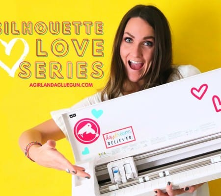 Silhouette Love series. Learn to love your silhouette cameo (1)