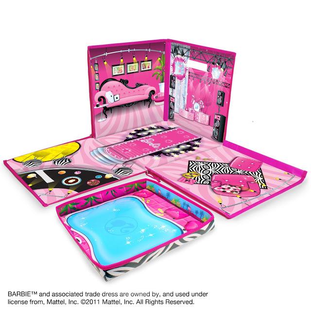 how to make a barbie house easy