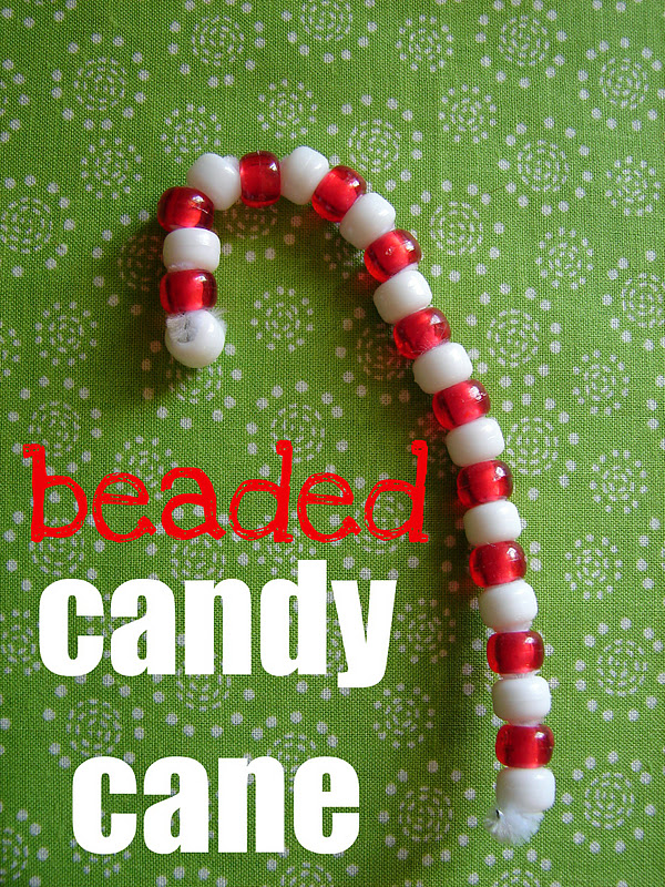 Christmas Ornament Crafts With Candy Canes
