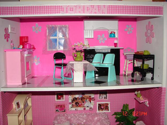Барби мебель своими руками 61